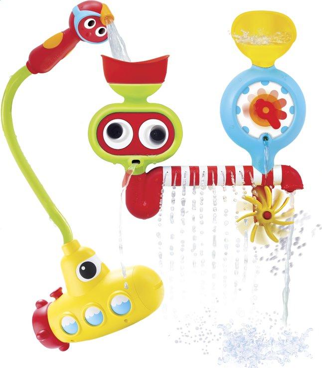 Afbeelding van Yookidoo Badspeelgoed Submarine Spray Station from DreamLand
