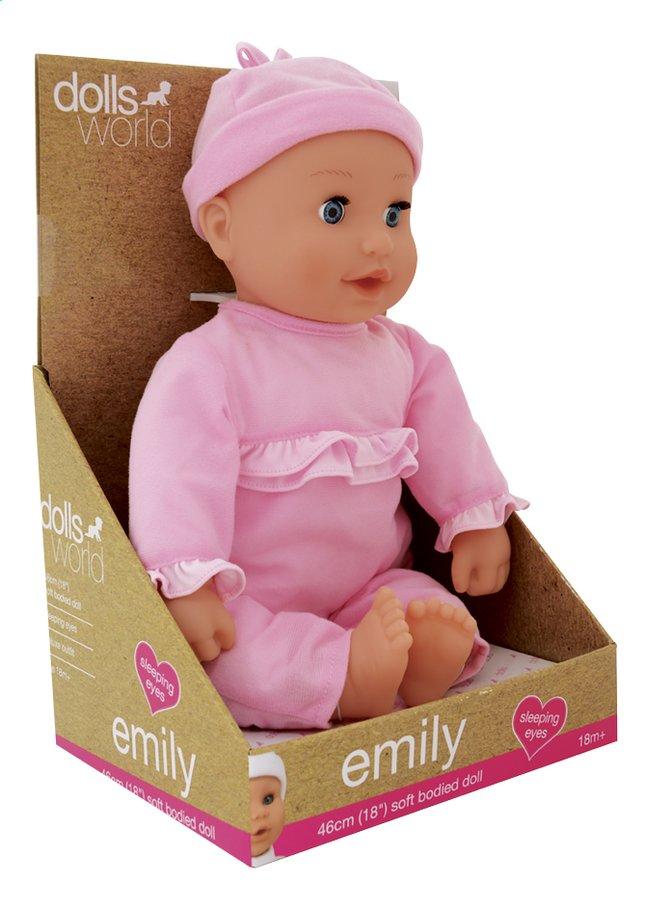 Dolls World zachte pop Emily roos
