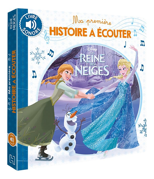 Disney La Reine des Neiges - Ma première histoire à écouter