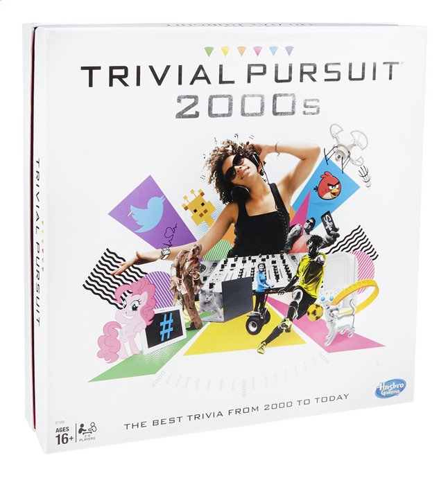 Afbeelding van Trivial Pursuit 2000s from DreamLand