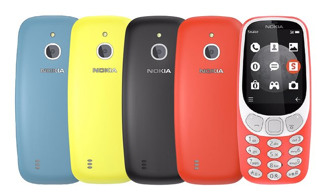 Nokia GSM 3310 3G