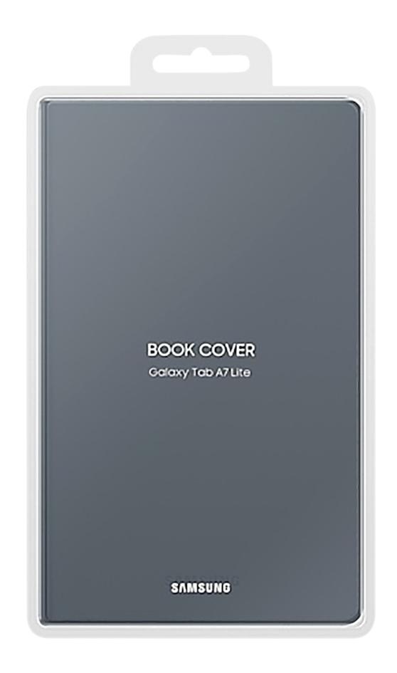 Samsung foliocover pour Galaxy Tab A7 Lite Dark Grey