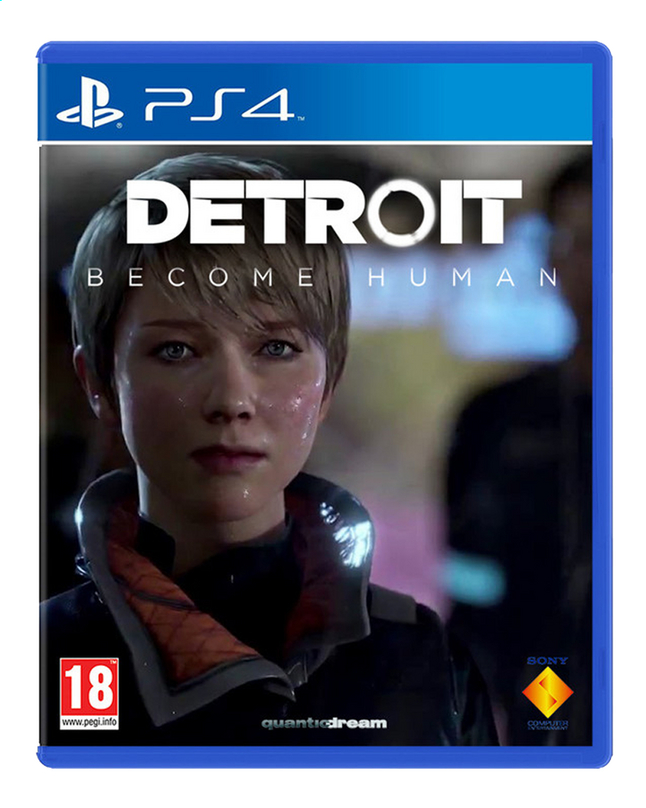Afbeelding van PS4 Detroit Become Human ENG/FR from DreamLand