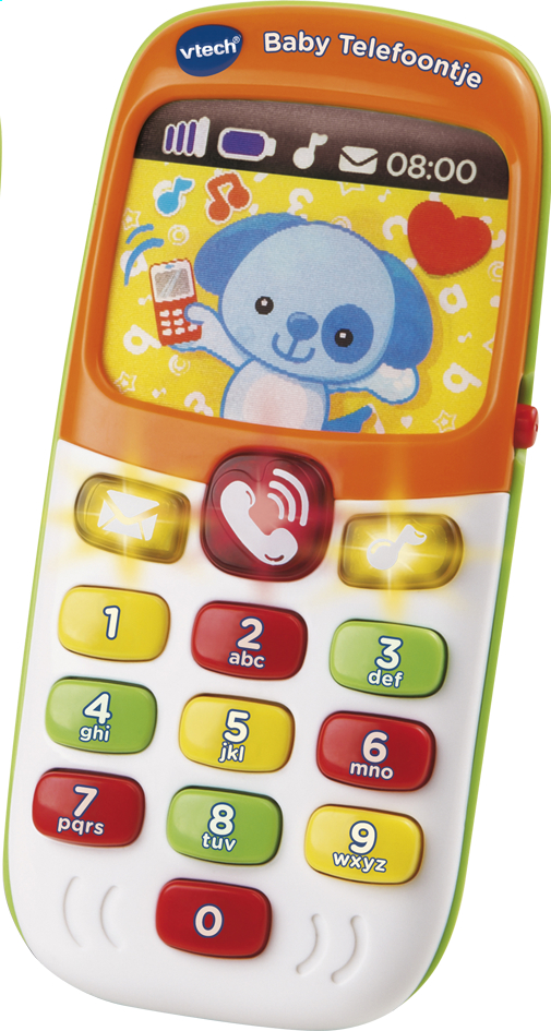 Afbeelding van VTech Baby smartphone from DreamLand