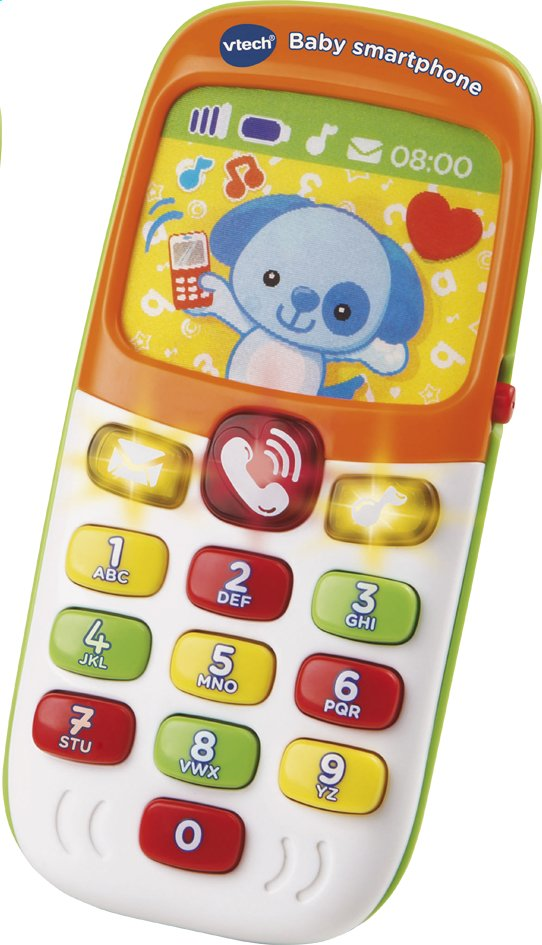 Image pour VTech Baby smartphone à partir de DreamLand