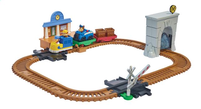 Afbeelding van Speelset PAW Patrol Adventure Bay Railway Track set from DreamLand