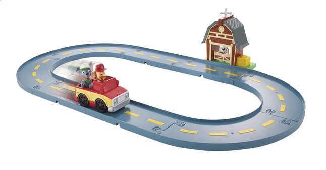 Afbeelding van Speelset PAW Patrol Rocky's Barn Rescue Track Set from DreamLand