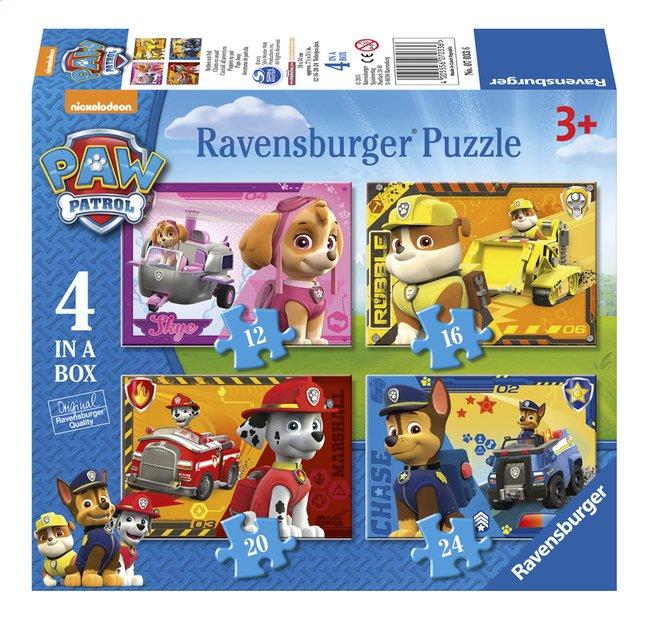 Image pour Ravensburger puzzle évolutif 4 en 1 Pat' Patrouille à partir de DreamLand