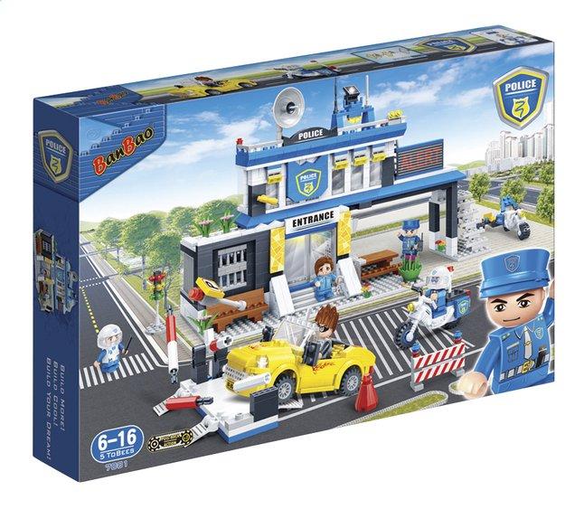 Image pour BanBao Police 7001 Commissariat de police à partir de DreamLand