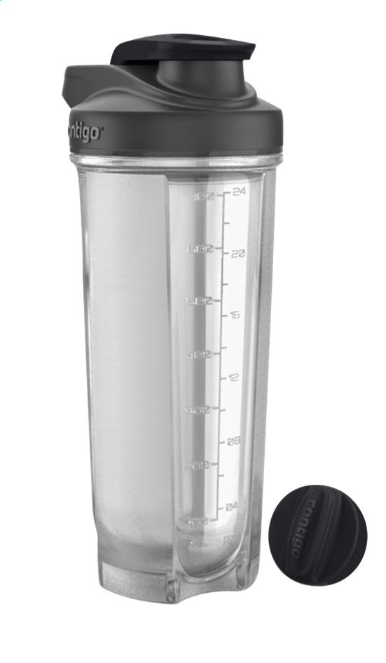 Afbeelding van Contigo drinkfles Shake & Go Fit Black 820 ml from DreamLand