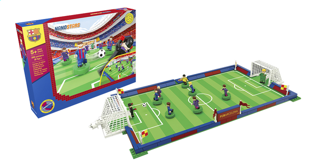 Nanostars FC Barcelona Voetbalveld | DreamLand