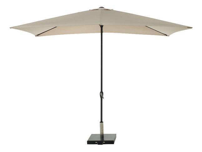 Afbeelding van Aluminium parasol 2 x 3 m zand from DreamLand