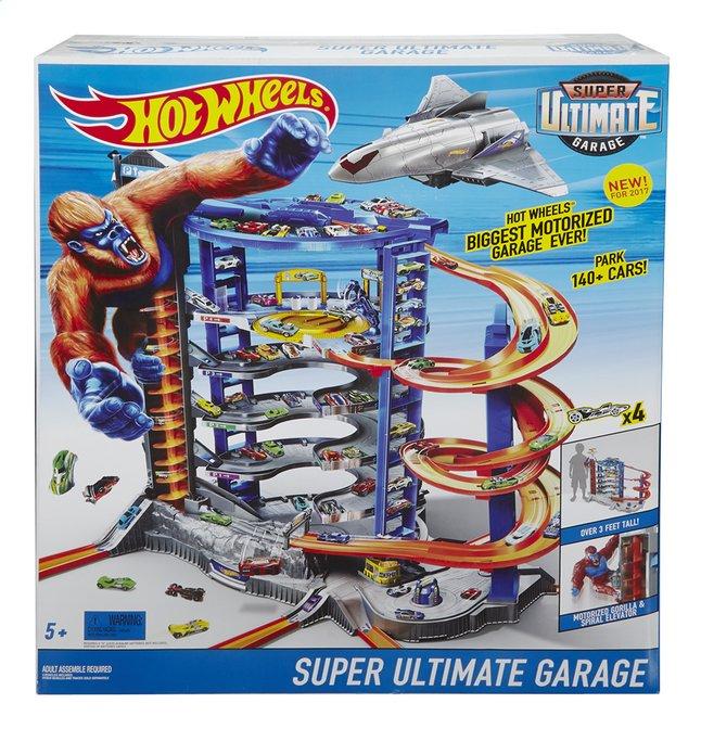 Hot wheels set de jeu super ultimate garage dreamland for Garage a domicile 95