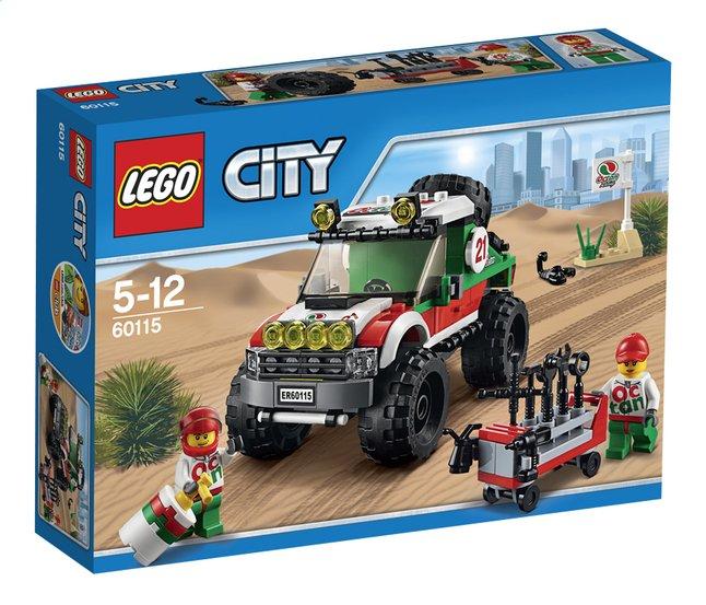 Image pour LEGO City 60115 Le 4x4 tout-terrain à partir de DreamLand