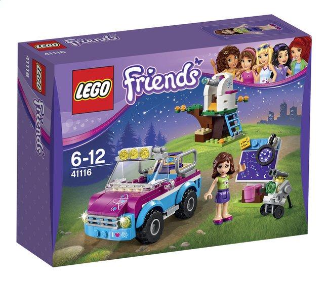 Image pour LEGO Friends 41116 La voiture d'exploration d'Olivia à partir de DreamLand