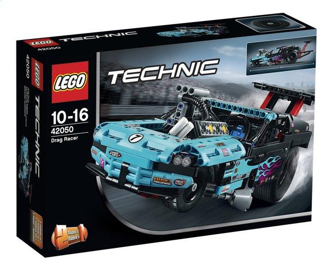 Image pour LEGO Technic 42050 Le véhicule dragster à partir de DreamLand