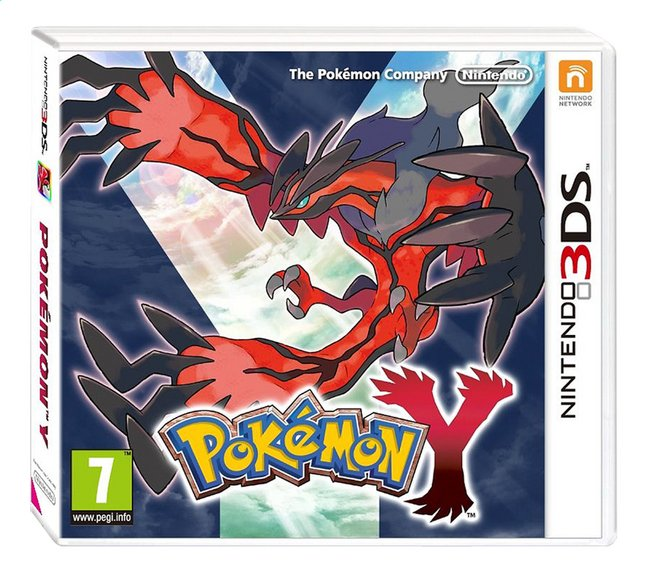 Afbeelding van Nintendo 3DS Pokémon Y FR from DreamLand