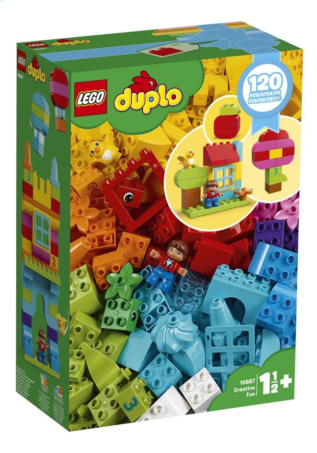 Afbeelding van LEGO DUPLO 10887 Creatief plezier from DreamLand