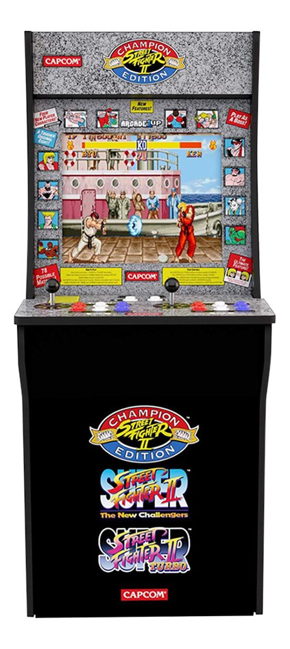 Image pour Arcade1Up console Street Fighter 2 à partir de DreamLand