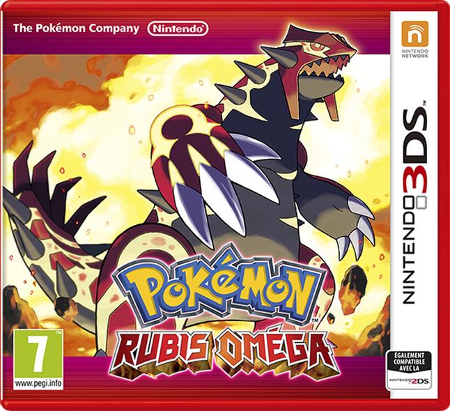 Image pour Nintendo 3DS Pokémon: Rubis Oméga FR à partir de DreamLand