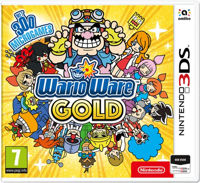 Image pour Nintendo 3DS WarioWare Gold FR à partir de DreamLand