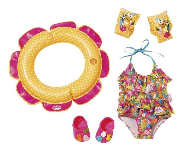 Afbeelding van BABY born Deluxe Swim Fun Set from DreamLand