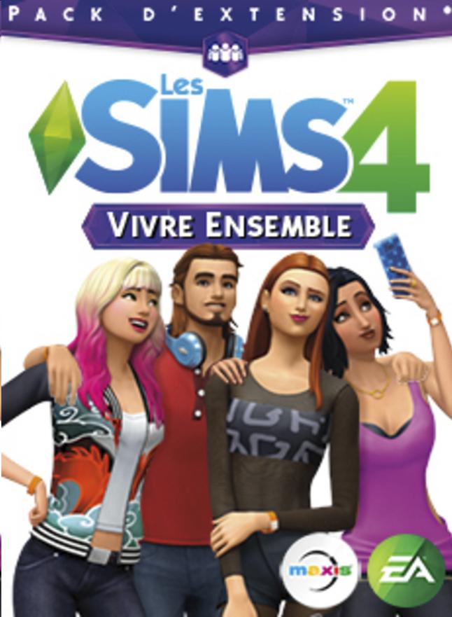 Image pour PC Les Sims 4 : Vivre Ensemble FR à partir de DreamLand
