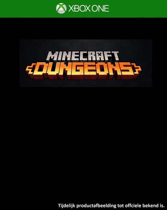 Xbox One Minecraft Dungeons FR/ANG
