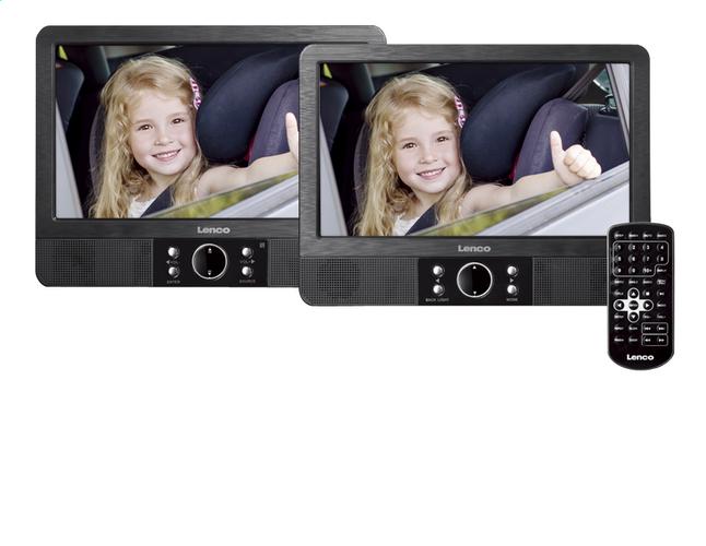 Image pour Lenco lecteur DVD portable DVP-404 9