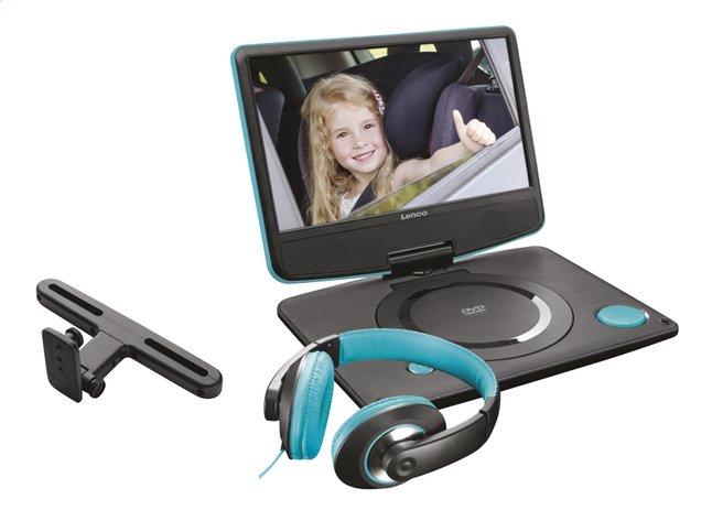 Image pour Lenco lecteur DVD portable DVP-934 9