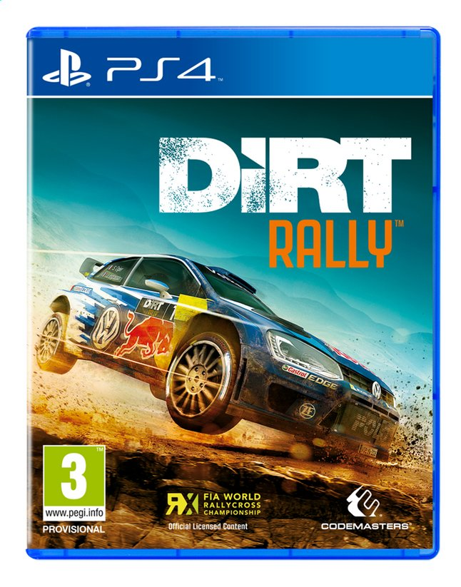 Afbeelding van PS4 Dirt Rally ENG/FR from DreamLand