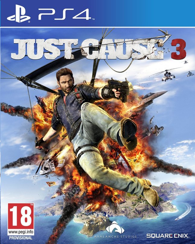 Afbeelding van PS4 Just Cause 3 ENG/FR from DreamLand