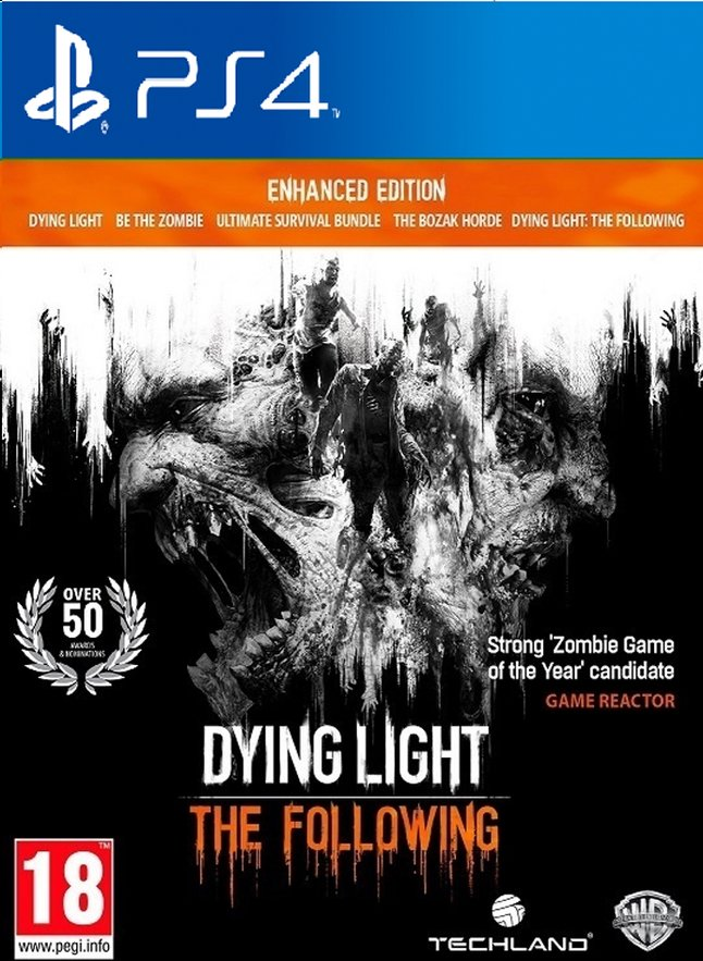 Afbeelding van PS4 Dying Light: The Following Enhanced Edition ENG/FR from DreamLand