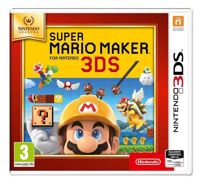 Image pour Nintendo 3DS Super Mario Maker Selects FR à partir de DreamLand