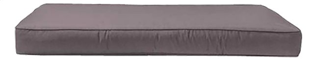 Madison coussin pour palette assise Panama 120 x 80 taupe