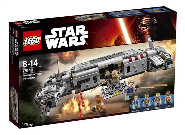 Afbeelding van LEGO Star Wars 75140 Resistance Troop Transporter from DreamLand