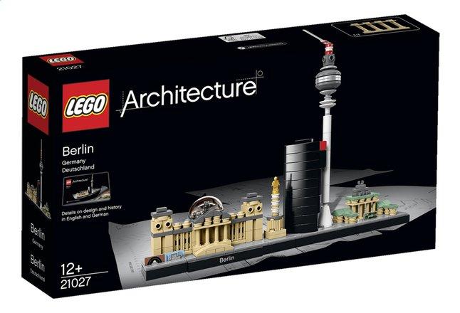 Afbeelding van LEGO Architecture 21027 Berlijn from DreamLand