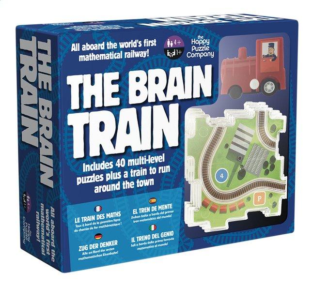 Image pour The Brain Train à partir de DreamLand