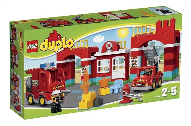 Image pour LEGO DUPLO 10593 La caserne des pompiers à partir de DreamLand