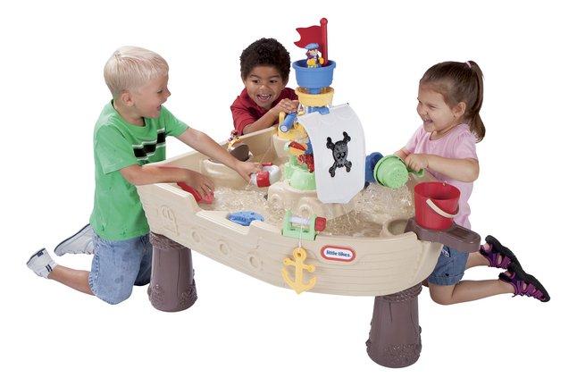 Little Tikes table de jeu Bateau pirate