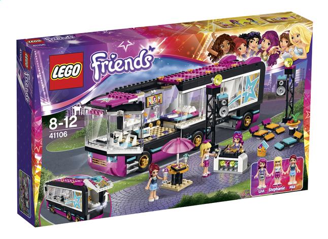 Afbeelding van LEGO Friends 41106 Popster toerbus from DreamLand