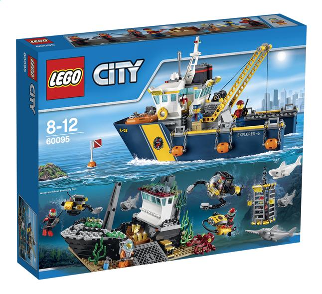 Afbeelding van LEGO City 60095 Diepzee onderzoeksschip from DreamLand