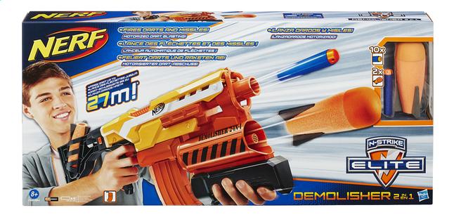 Image pour Nerf Elite pistolet Demolisher 2 en 1 à partir de DreamLand