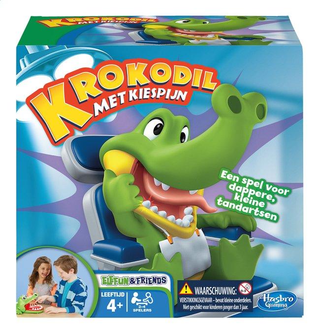 Afbeelding van Krokodil met Kiespijn from DreamLand