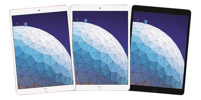 Afbeelding van Apple iPad Air Wi-Fi + Cellular 10.5