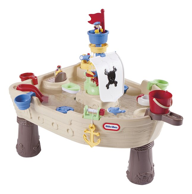 Afbeelding van Little Tikes speeltafel Piratenschip from DreamLand