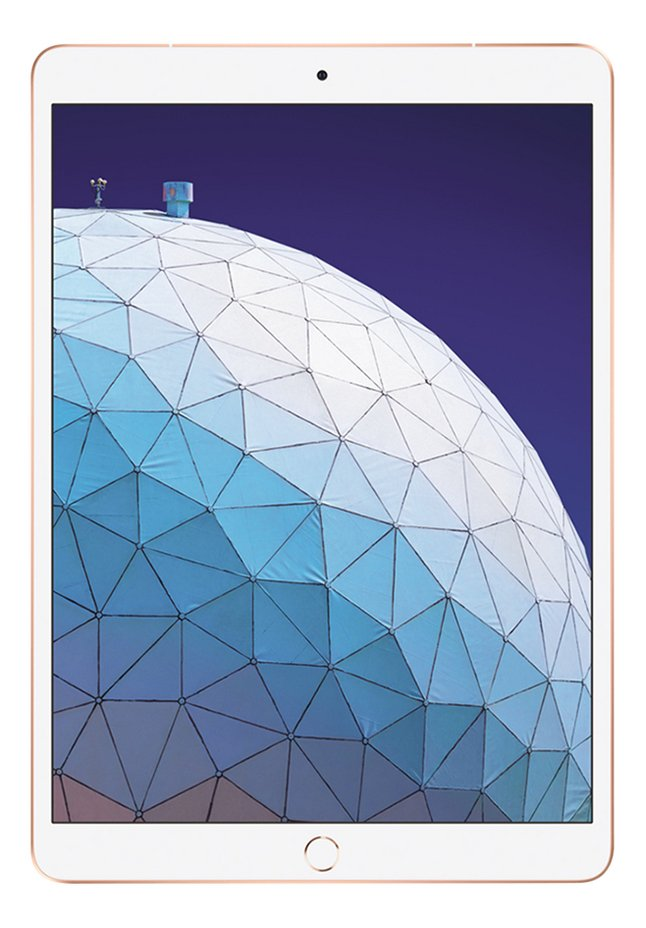 "Apple iPad Air Wi-Fi 10,5″"" 256 GB goud"