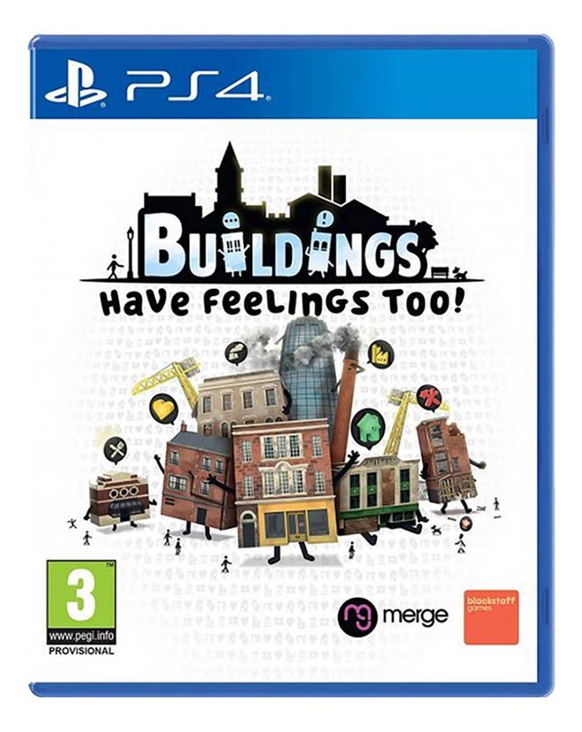 PS4 Buildings Have Feelings Too ENG