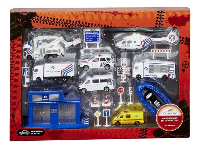 Image pour DreamLand set de véhicules Police Belgique à partir de DreamLand