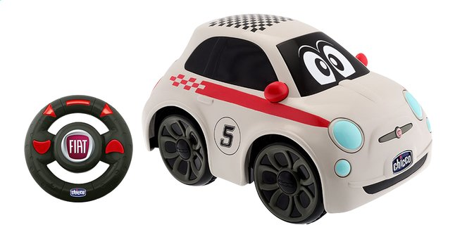 Afbeelding van Chicco auto RC Fiat 500 Sport from DreamLand